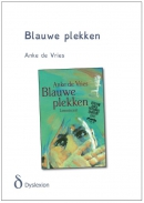Blauwe plekken - dyslexie uitgave