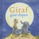Giraf kleine editie Giraf gaat slapen