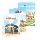 Verhalen van de Profeten De Profeet Saalih (vrede zij met hem) De Profeet Hoed (vrede zij met hem) De Profeet Ibraahiem (vrede zij met hem)