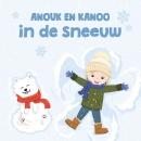 Anouk en Kanoo in de sneeuw