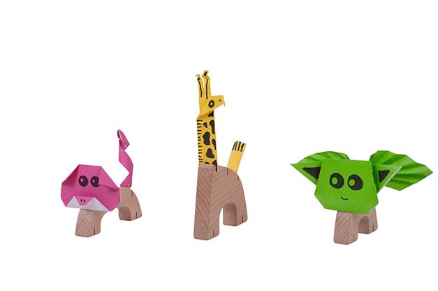 אוריגמי עץ