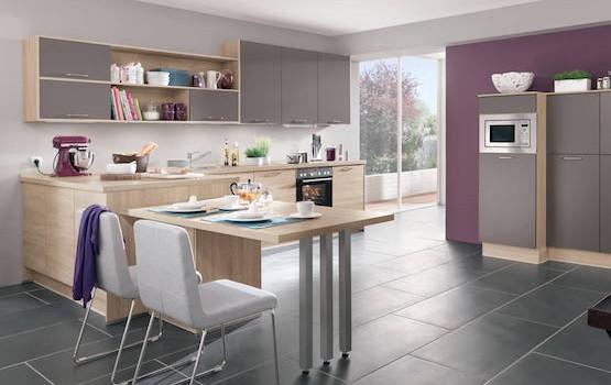 Moderne küchen mit kochinsel grau  Moderne Küchen Mit Kochinsel Grau | ambiznes.com