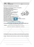 Wörter, Wortstamm: Führerschein-Übungsaufgaben und Lösung Preview 2