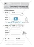 Wörter, Umlaute: Führerschein-Übungsaufgaben und Lösung Preview 2
