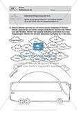 Wörter, Selbstlaute: Führerschein-Übungsaufgaben und Lösung Preview 3