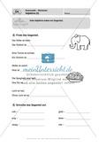 Wortarten, Adjektive: Führerschein-Übungsaufgaben und Lösung Preview 2