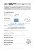 Wortarten, Adjektive: Führerschein-Übungsaufgaben und Lösung Preview 3