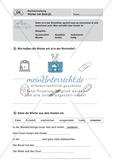 Rechtschreibung, Wörter mit St/st: Führerschein-Übungsaufgaben und Lösung Thumbnail 1
