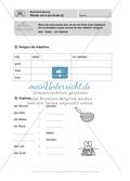 Rechtschreibung, Wörter mit b am Ende: Führerschein-Übungsaufgaben und Lösung Preview 2