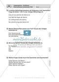 Lesekompetenz, Erzähltexten Informationen entnehmen II: Führerschein-Übungsaufgaben und Lösung Preview 2