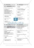Lesekompetenz, Erzähltexten Informationen entnehmen II: Führerschein-Übungsaufgaben und Lösung Preview 3