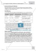 Deutsch, Didaktik, Medien, Unterrichtsmethoden, Umgang mit Medien, Methoden im Unterricht, Medientagebuch