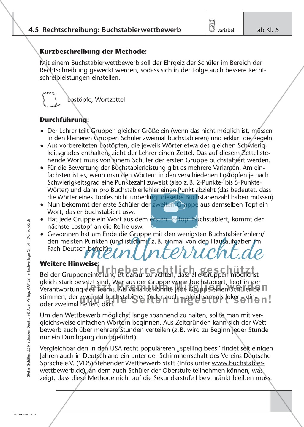 Methodik: Textverfremdung Preview 0