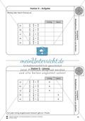 Stationsarbeit - Multiplikation und Division von Brüchen: Stationskärtchen, Lösungen, Arbeitsbögen Preview 9