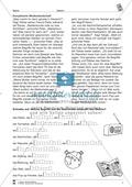 Deutsch, Didaktik, Sprache, Lesen, Unterrichtsmethoden, Sprachbewusstsein, Schriftspracherwerb, Lösung für Lehrer, Wortschatz, Wortfelder, Lösung zur Selbstkontrolle für SuS, Grammatik