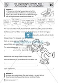 Die wörtliche Rede - Umfassendes Übungsmaterial für die 3./4. Klasse: Merkblätter, Arbeitsblätter und Lösungsblätter Preview 10