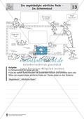 Die wörtliche Rede - Umfassendes Übungsmaterial für die 3./4. Klasse: Merkblätter, Arbeitsblätter und Lösungsblätter Preview 13
