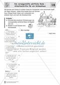 Die wörtliche Rede - Umfassendes Übungsmaterial für die 3./4. Klasse: Merkblätter, Arbeitsblätter und Lösungsblätter Preview 17