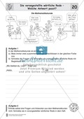 Die wörtliche Rede - Umfassendes Übungsmaterial für die 3./4. Klasse: Merkblätter, Arbeitsblätter und Lösungsblätter Preview 19