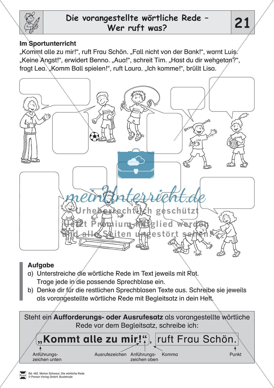 Contemporary 4Klasse Komma Arbeitsblatt Component - Kindergarten ...