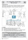 Die wörtliche Rede - Umfassendes Übungsmaterial für die 3./4. Klasse: Merkblätter, Arbeitsblätter und Lösungsblätter Preview 20