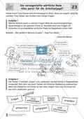 Die wörtliche Rede - Umfassendes Übungsmaterial für die 3./4. Klasse: Merkblätter, Arbeitsblätter und Lösungsblätter Preview 22