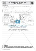 Die wörtliche Rede - Umfassendes Übungsmaterial für die 3./4. Klasse: Merkblätter, Arbeitsblätter und Lösungsblätter Preview 24