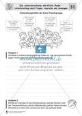 Die wörtliche Rede - Umfassendes Übungsmaterial für die 3./4. Klasse: Merkblätter, Arbeitsblätter und Lösungsblätter Preview 29