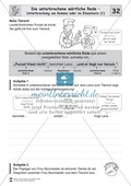 Die wörtliche Rede - Umfassendes Übungsmaterial für die 3./4. Klasse: Merkblätter, Arbeitsblätter und Lösungsblätter Preview 30
