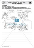 Die wörtliche Rede - Umfassendes Übungsmaterial für die 3./4. Klasse: Merkblätter, Arbeitsblätter und Lösungsblätter Preview 33