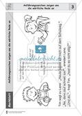 Die wörtliche Rede - Umfassendes Übungsmaterial für die 3./4. Klasse: Merkblätter, Arbeitsblätter und Lösungsblätter Preview 3