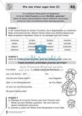 Die wörtliche Rede - Umfassendes Übungsmaterial für die 3./4. Klasse: Merkblätter, Arbeitsblätter und Lösungsblätter Preview 41