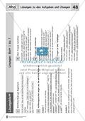 Die wörtliche Rede - Umfassendes Übungsmaterial für die 3./4. Klasse: Merkblätter, Arbeitsblätter und Lösungsblätter Preview 43
