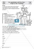 Die wörtliche Rede - Umfassendes Übungsmaterial für die 3./4. Klasse: Merkblätter, Arbeitsblätter und Lösungsblätter Preview 7