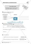 Namenwörter zusammensetzen: Arbeitsblätter Preview 15