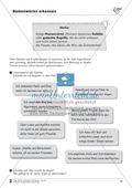 Namenwörter erkennen: Gefühle und Begriffe: Arbeitsblätter und Test Thumbnail 0