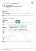 Tuwörter in der Vergangenheit: Arbeitsblätter, Rätsel und Test Preview 5