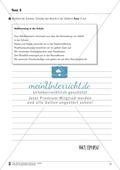 Tuwörter in der Zukunft: Arbeitsblätter und Test Preview 12