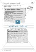 Tuwörter in der Zukunft: Arbeitsblätter und Test Preview 9