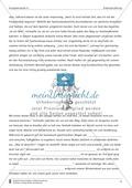 Eine Erlebniserzählung schreiben: Vom Wortfeld bis zur Erzählung (leichtes Niveau) Preview 12