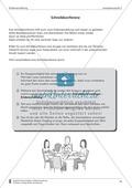 Eine Erlebniserzählung schreiben und Schreibkonferenz halten: Aufgabe und Arbeitsbogen (hohes Niveau) Preview 2
