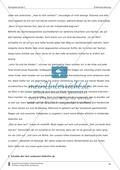Satzanfänge in einer Erlebniserzählung korrigieren: Übung und Lösung (hohes Niveau) Preview 2