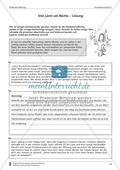 Teile einer Erlebnisgeschichte inhaltlich ordnen: Übung und Lösung (hohes Niveau) Preview 3