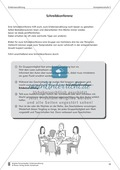 Eine Erlebnisgeschichte schreiben und Schreibkonferenz halten: Übung und Arbeitsbogen (mittleres Niveau) Preview 2