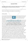 Synonyme in einer Erlebnisgeschichte finden: Übung und Lösung (mittleres Niveau) Preview 1