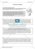 Erlebniserzählung - Teile inhaltlich ordnen: Übung und Lösung Preview 1