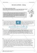 Erlebniserzählung - Teile inhaltlich ordnen: Übung und Lösung Preview 3