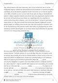 Eine Erlebniserzählung schreiben: Vom Wortfeld bis zur Erzählung (mittleres Niveau) Preview 14
