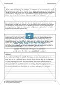 Eine Erlebniserzählung schreiben: Vom Wortfeld bis zur Erzählung (mittleres Niveau) Preview 6