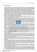 Deutsch, Literatur, Fiktionale Texte, Umgang mit fiktionalen Texten, Epik, Analyse fiktionaler Texte, Gattungen, Kurzgeschichte,